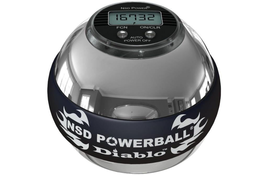 Металлический Powerball