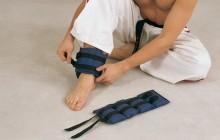 Какой вес утяжелителей для ног выбрать?