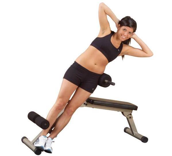 Гимнастика похудения боков женщине