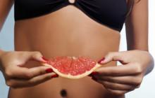 Грейпфрут для борьбы с лишним весом