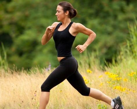 девушка-спортсмен