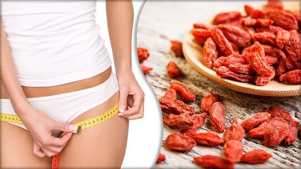 девушка и ягоды годжи