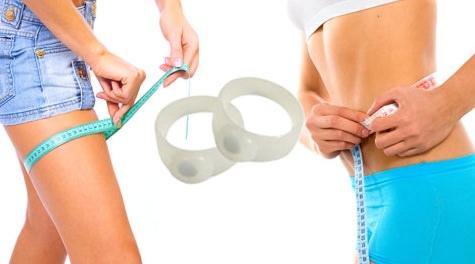 девушки и магнит для похудения