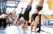 Комплекс самых эффективных упражнений кроссфита