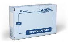 Инструкция по применению флуоксетина для похудения