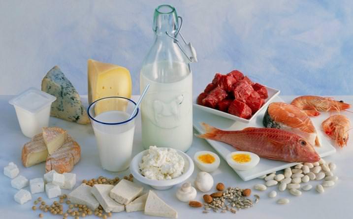 продукты кето-диеты