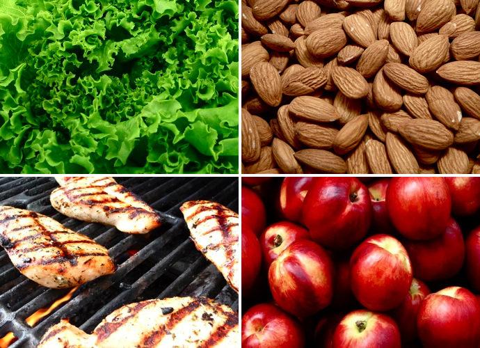 продукты спортивной диеты