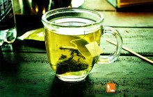 Зеленый чай, как приятное средство для похудения