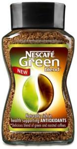 зеленый кофе нескафе