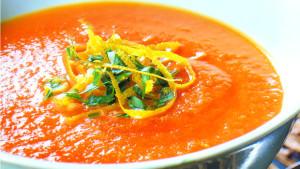 апельсиновый суп