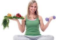 Правильное питание при тренировках для похудения мужчин и женщин