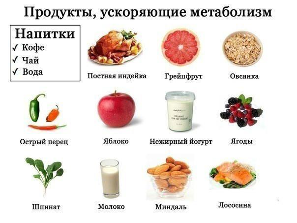 продукты-сжиросжигатели