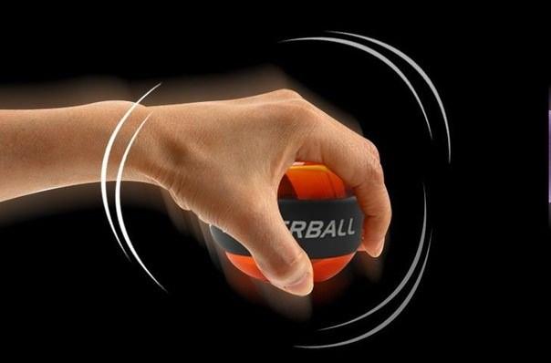 Траектория движения Powerball