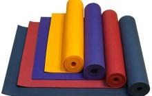 Коврики для йоги в рулонах