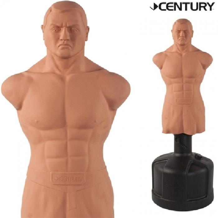 Мешок, расширенный внизу и вверху, напоминающий фигуру человека