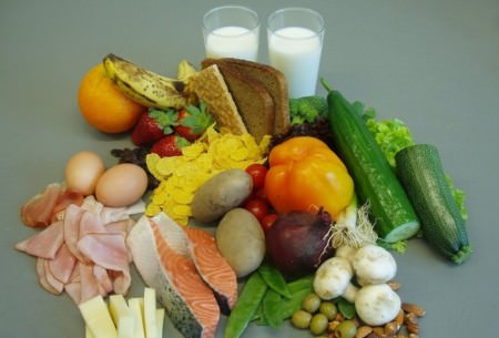 Безуглеводные продукты: таблица