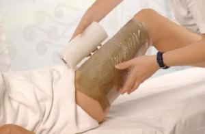 обертывание ног