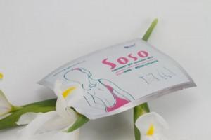 Soso - пластырь для похудения