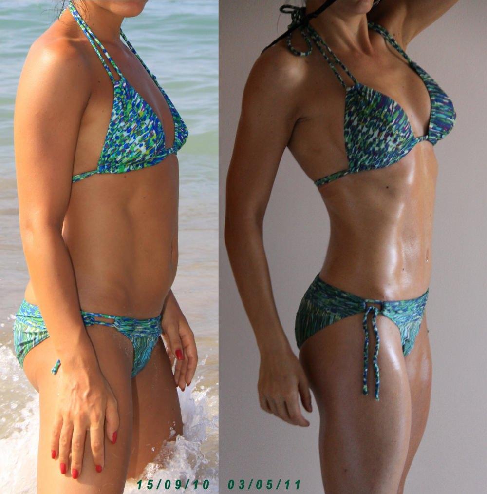 Hot iron - программа тренировок для похудения