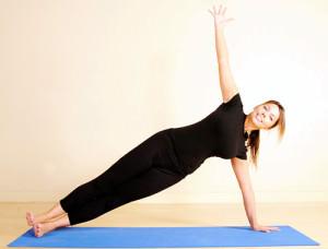 Васиштхасана - упражнение для йоги