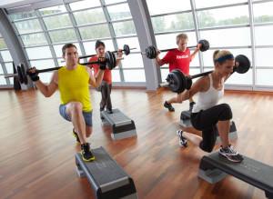 выполнение упражнений hot iron