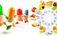 В каких конкретных продуктах какие витамины содержатся?