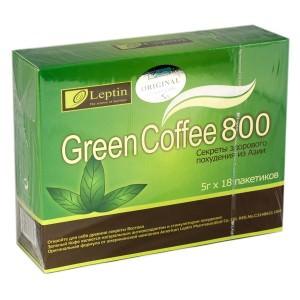 зеленый кофе от производителя лептин