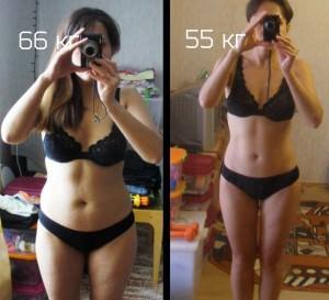 На сколько килограмм можно реально похудеть за месяц?