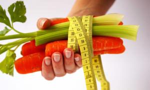 морковь и лента