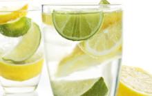 Лимонная вода для похудения и очищения организма